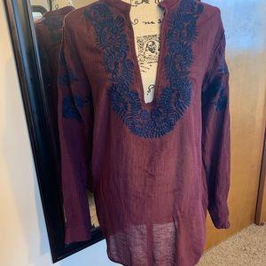BKE gimmicks blouse